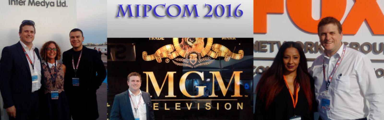 MIPCOM 2016 – Lingual Consultancy is Going to France!