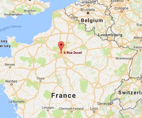 Map Of France With Key.Lingual Consultancy Celebrates Opening Of A New Office In France